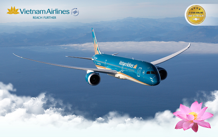 VIETNAM AIRLINES NEW AIRCRAFT BOEING 787-9 TO FLY TO RUSSIA THIS SPRING