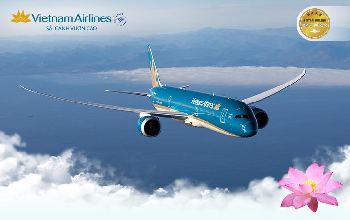ƯU ĐÃI ĐẶC BIỆT VỚI TÀU BAY MỚI BOEING 787 DREAMLINER GIẢM GIÁ TỚI 20% HÀNH TRÌNH GIỮA MOSCOW - VIETNAM