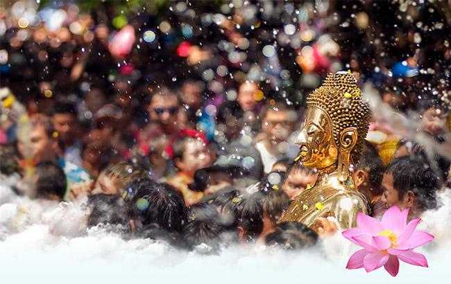Songkran In Bangkok? Code PR20TH0419